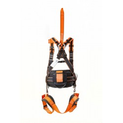 Full body harness 180° for...